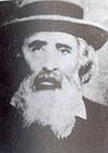 הגאון ר' יהושע יהודה ליב דיסקין זצ''ל בעל שו''ת מהרי''ל דיסקין