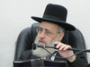 הרב יצחק יוסף בנו של מרן הרב עובדיה שליט''א