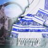 טלית גדול צמר  ירושלים